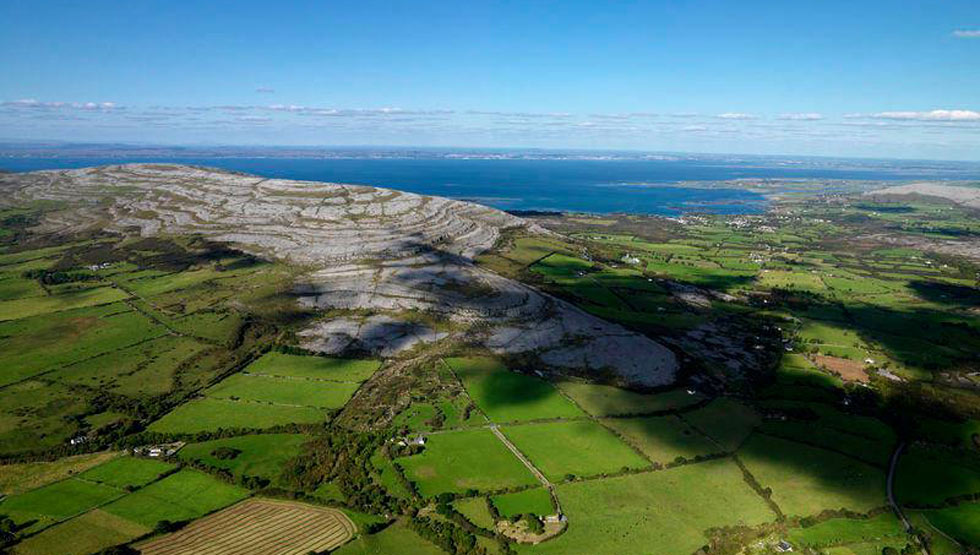 Burren and Cliffs of Moher Geopark