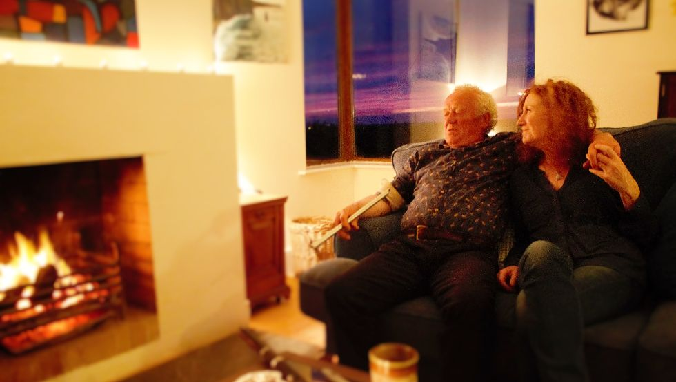 Christy Barry & Sheila at Doolin Music House