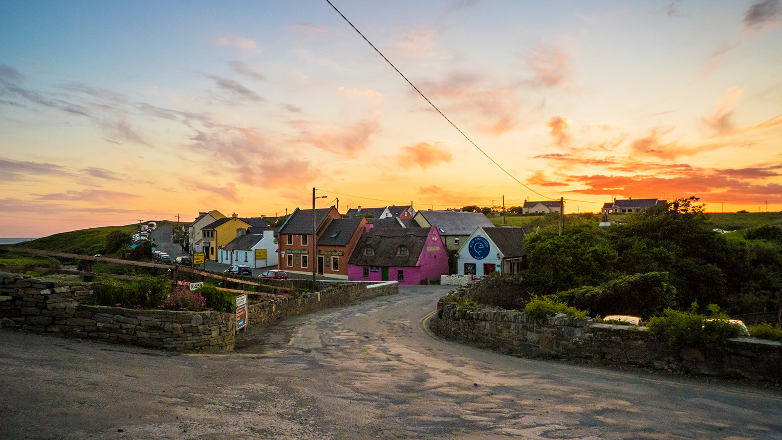 Doolin is natural beauty